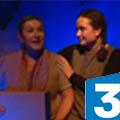 Lien vers la vidéo La robe rouge de Nonna - Création Ephémère (Millau)